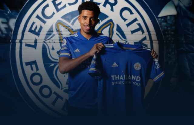 Leicester City FC sign defender Wesley Fofana from AS Saint-Etienne