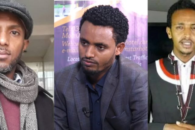 Police in Ethiopia arrest more journalists and keep them incommunicado