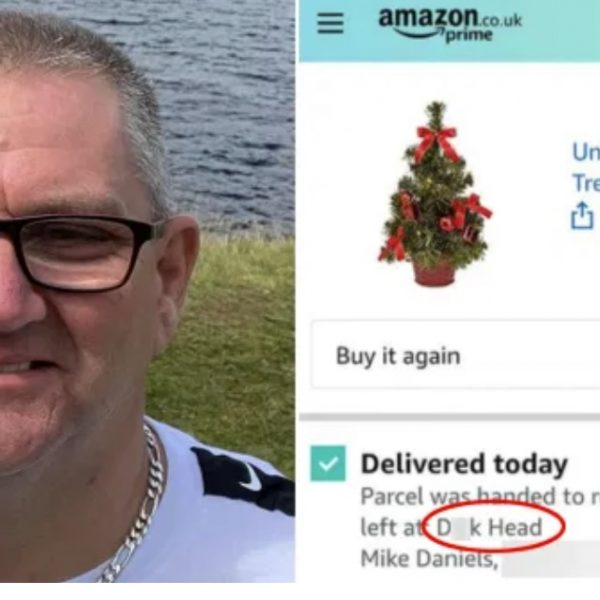 Amazon Courier sacked after calling a customer 'd**khead' in delivery note