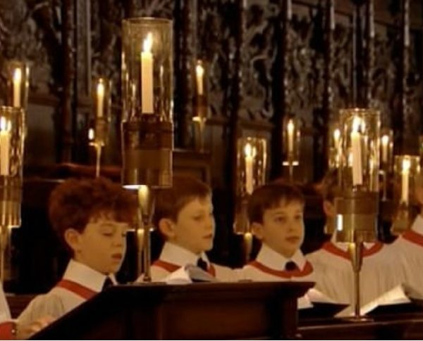BBC has been involved in a racist activity after carols from Kings Broadcast 'failed to feature any ethnic minorities'