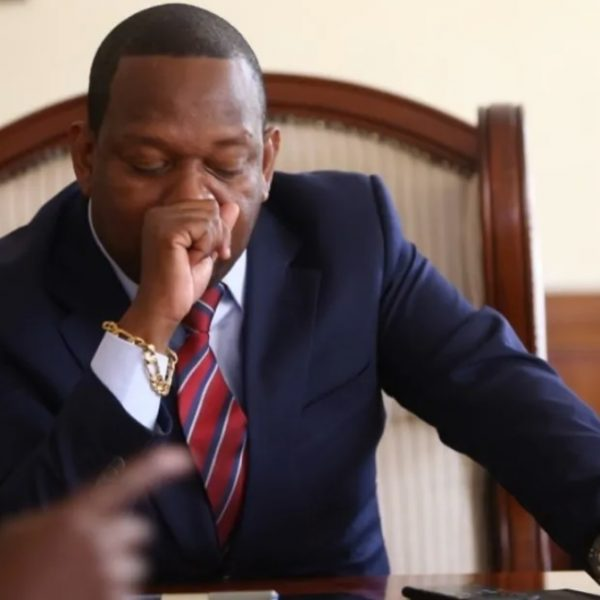 """""""Life after politics is stress free,"""" Mike Sonko"""