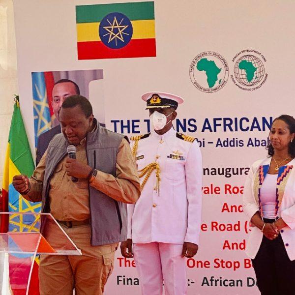 President Uhuru Kenyatta and PM Abiy Ahmed inaugurate Moyale One-Stop Border Post