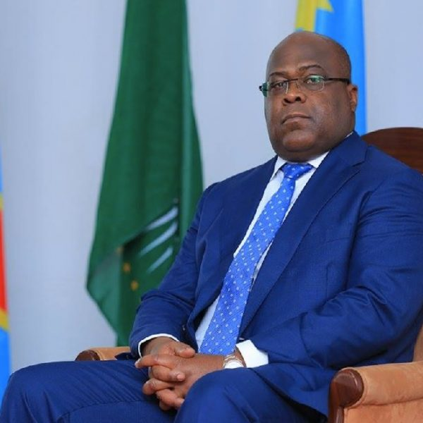 DRC's Felix Tshisekedi takes over as Chairperson of AU for 201-2022