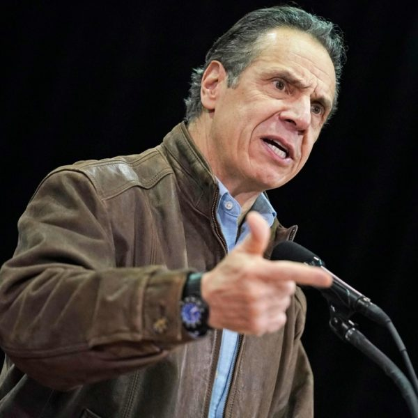 Cuomo has been accused of sexual harassment for second time