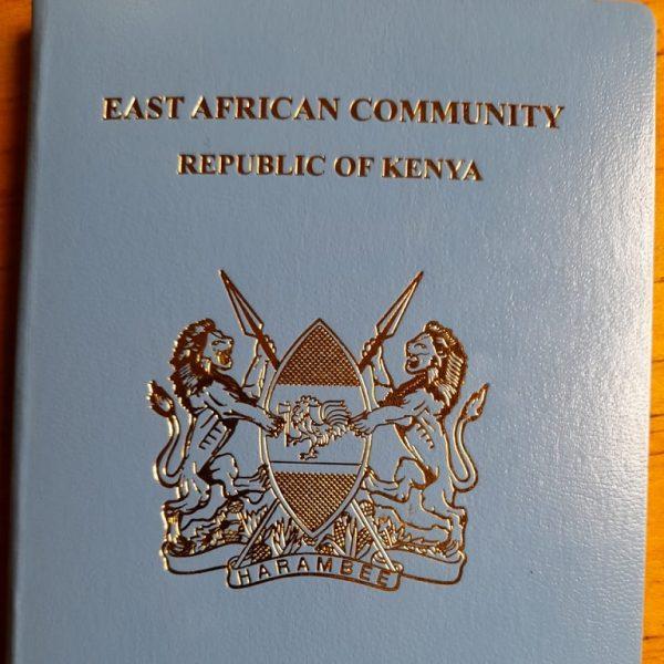 Kenya government extends migration from old passport to ePassport