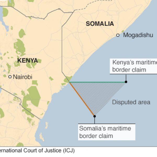 Kenya withdraws from the ICJ Somalia sea border case
