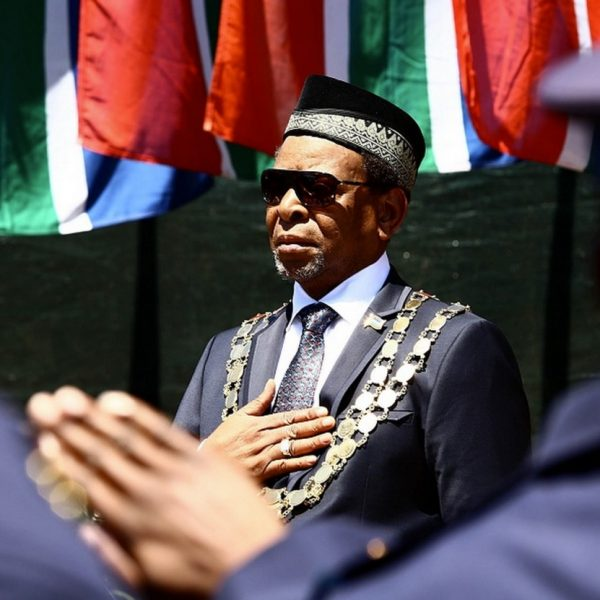 Goodwill Zwelithini: South Africa's Zulu King dies at 72