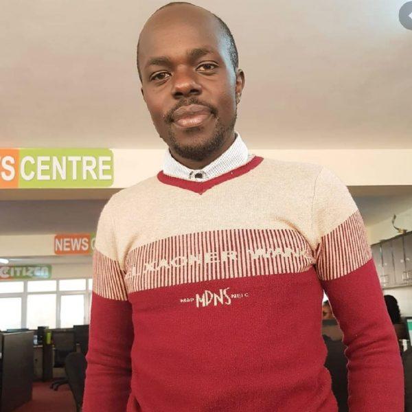 Makori Ongechi sacked from Citizen TV