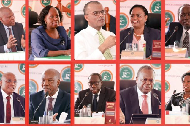 Who will become Kenya's next Chief Justice?