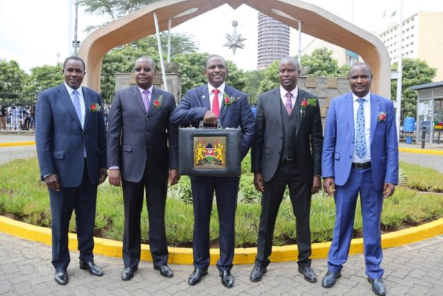 CS Treasury budget speech key highlights