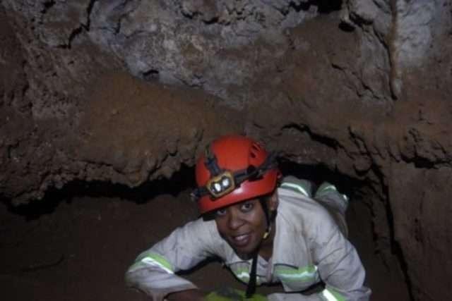 Anthropologist and Archaeologist Keneiloe Molopyane named as an emerging Explorer