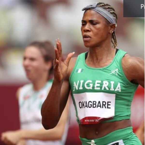 Nigerian Sprinter Tests positive for Human Growth Hormone