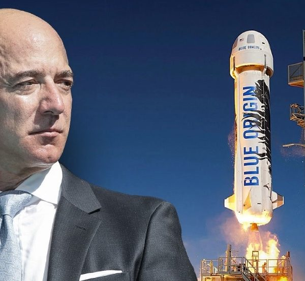 Blue Origin to launch Jeff Bezos and other passengers to space on 20 July