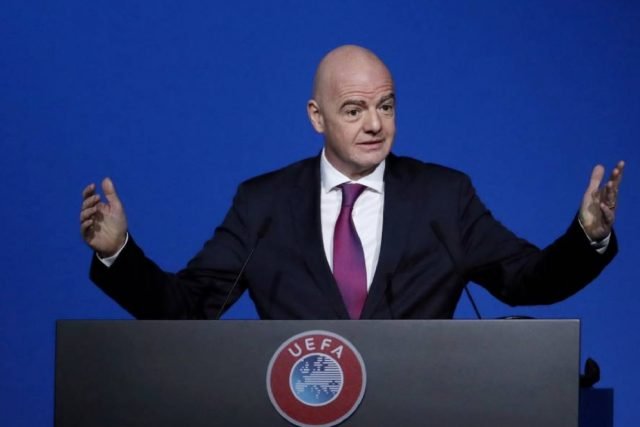 FIFA plans to introduce new rules in football including reducing games from 90 minutes to 60 minutes