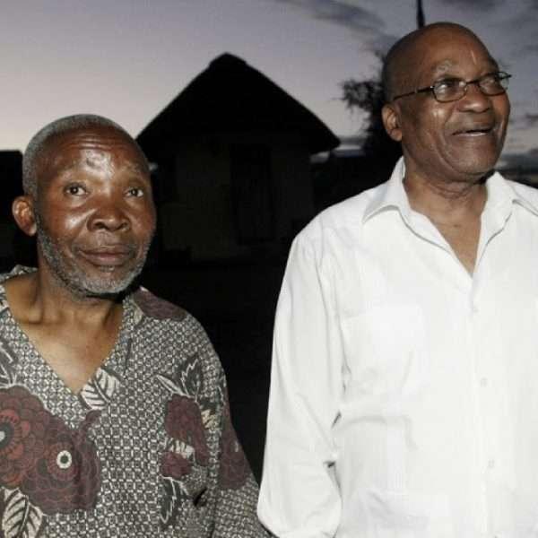 Jacob Zuma's brother Michael Zuma, 77, has died