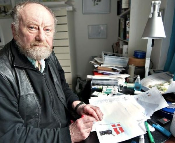 Kurt Westergaard, cartoonist whose depiction of Mohammed sparked outrage, dead at 86
