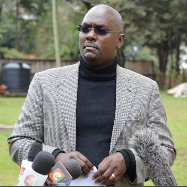 Davies Malombe Appointed KHRC Executive Director