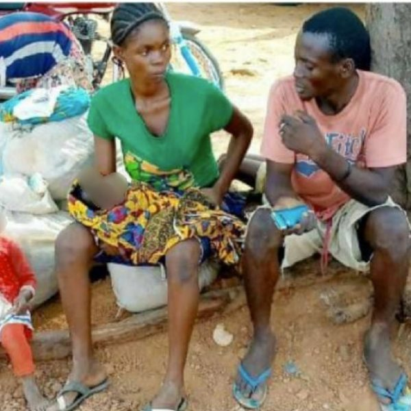 Sister and brother committed incest and sired children together engaged in a fighter after the brother informed her that he wants to marry someone else